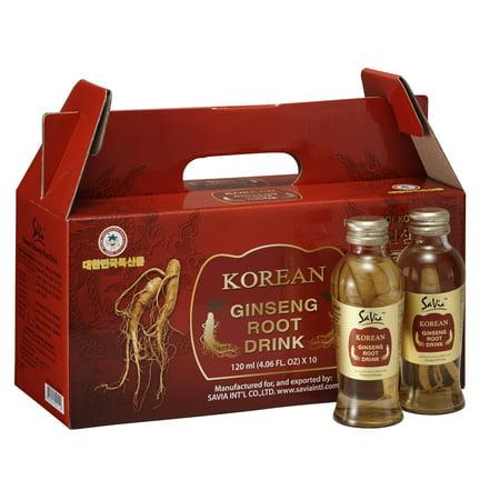 Savia Korean Ginseng Root Drink