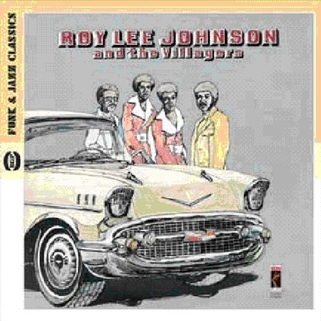Roy Lee Johnson & the Villages (CD)