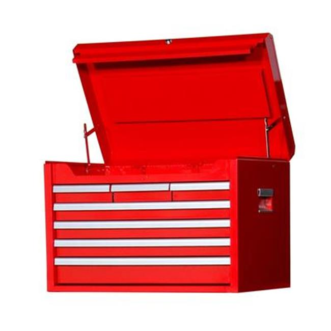 International VRT-2707BU 27 in. 7 Drawer Tool Chest Blue