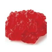 Red Gummi Bears Wild Cherry Gummy Bears 5 pounds bulk gummi candy