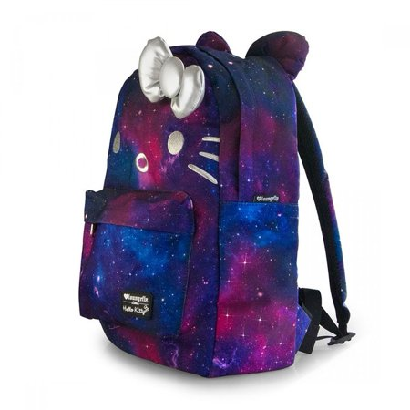 97be58f68388 Hello Kitty - Backpack - Hello Kitty - Galaxy Aop Sanrio New 16