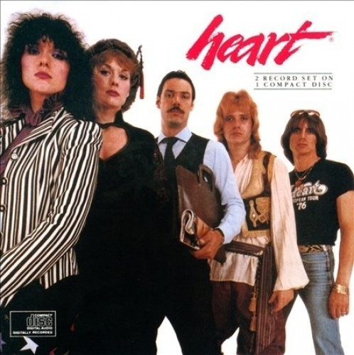 Heart - Greatest Hits (CD)