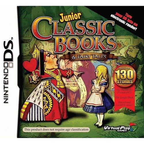 Junior Classic Books and Fairytales - Nintendo DS