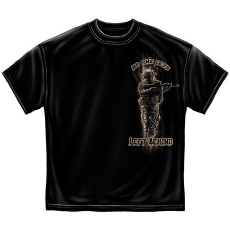 Patriotic American Warrior T Shirt