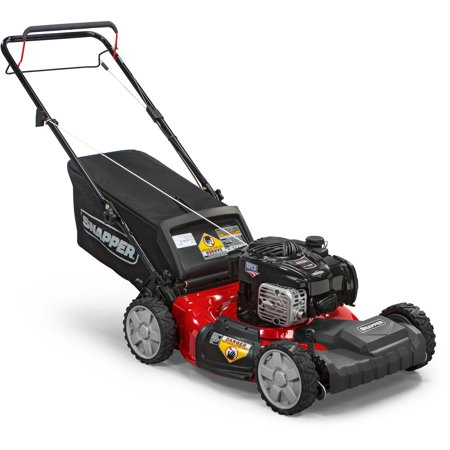 "Snapper 140cc FWD SP Mower, 3-N-1 21"" Deck by"