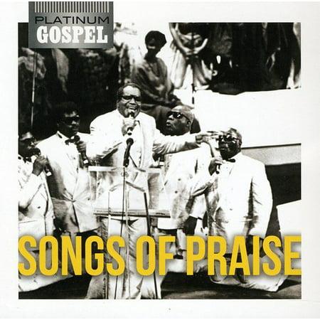 Platinum Gospel: Songs of Praise / Various (CD) -