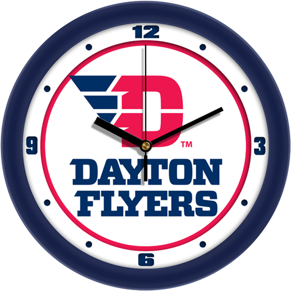 Dayton Flyers NCAA Traditional Wall Clock