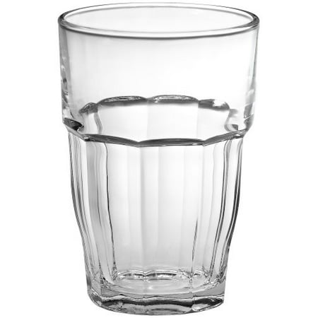Bormioli Rocco Rock Bar Stackable 16oz Cooler Glass - Set of 6