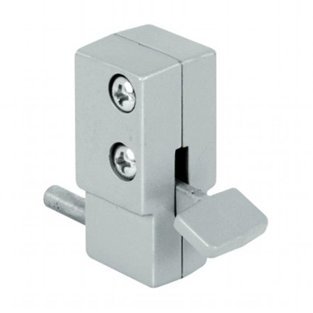 Prime Line U9877 Gray Patio Door Lock Patio Door Lock