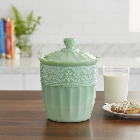 The Pioneer Woman Timeless Beauty 9.8-Inch Cookie Jar ()