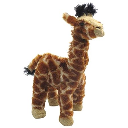 Huggable Standing Giraffe Stuffed Animal - Stuffed Giraffes