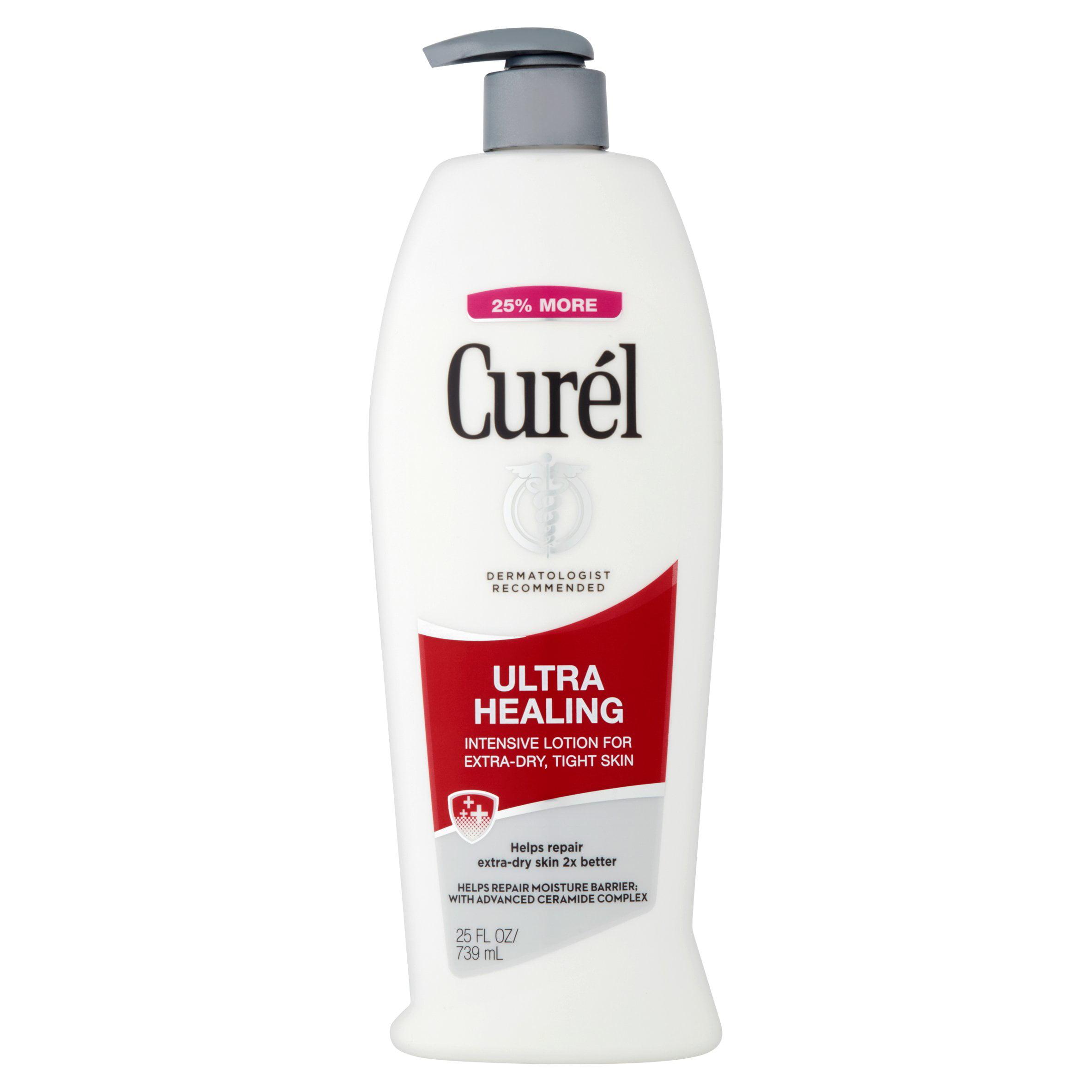 Curel Ultra Healing Intensive Lotion, 25 fl oz