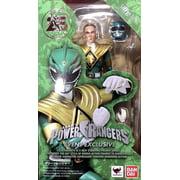 Bandai SH S.H. Figuarts Power Rangers SDCC 2018 Green Ranger Action Figure