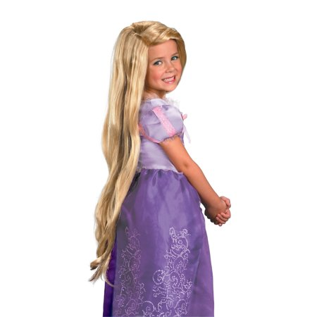 Rapunzel From Tangled Girls Wig 13745](Rapunzel Costume And Wig)