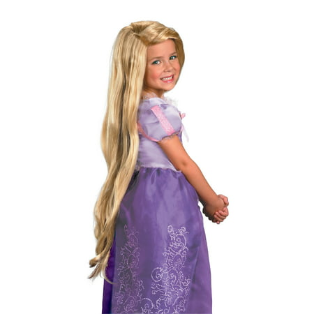 Rapunzel From Tangled Girls Wig 13745](Tangled Rapunzel Wig For Adults)