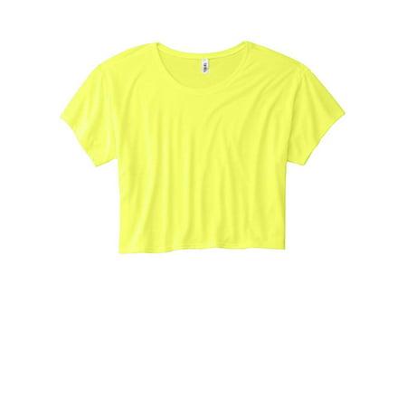 Bella + Canvas. Neon Yellow. S. 8881. 00884913223189 - image 1 de 2
