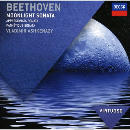 Viruoso: Beethoven Moonlight Sonata (CD)