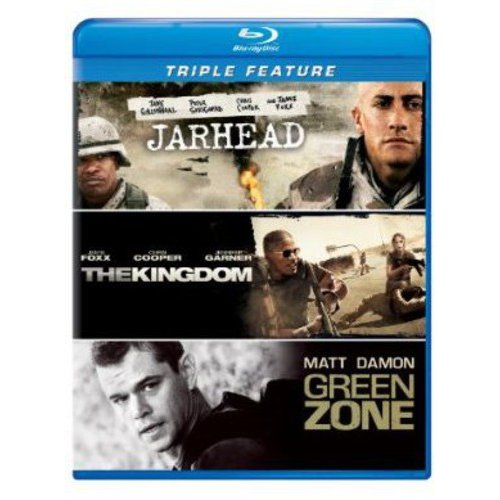 Jarhead / The Kingdom / Green Zone (Blu-ray) (Widescreen)
