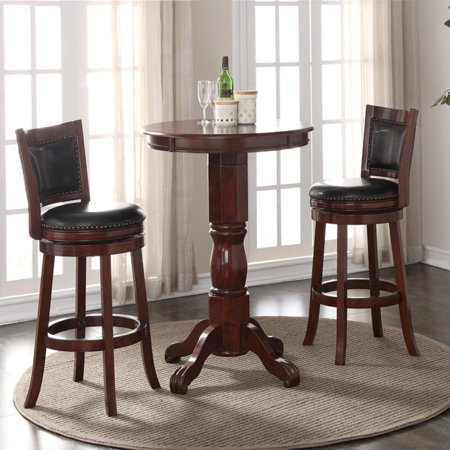 Boraam Adjustable Ashton Pub (Arkansas Razorbacks Pub Table)