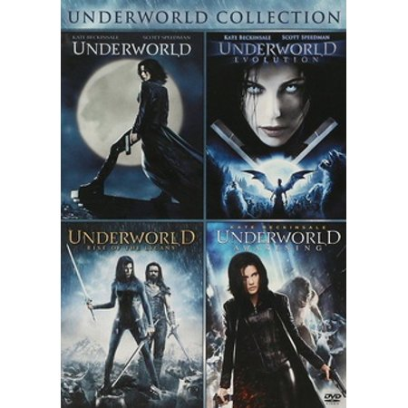 Underworld: Legacy Collection (DVD)