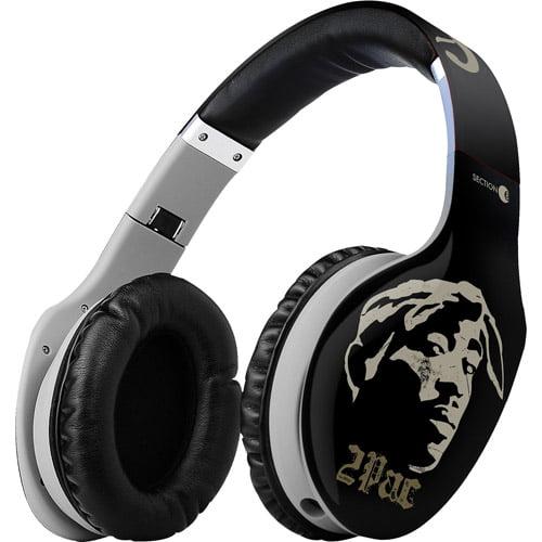 Section 8 Tupac Shakur Pro Headphones