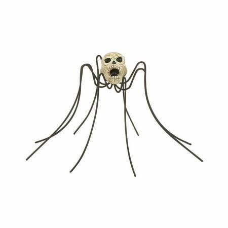 Depart. 56 Halloween Village 4057620 Skull Spider - Halloween Party Village Market