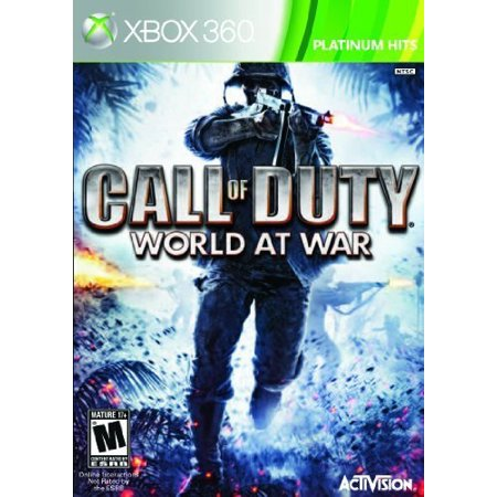 Wwii German Infantry Weapons - Call of Duty: World at War Platinum Hits - Xbox 360
