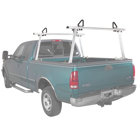Apex Aluminum Pickup Truck Utility Ladder Rack 66 5   X 30