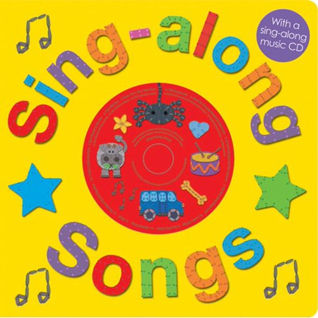 Sing Along Songs (Board Book)