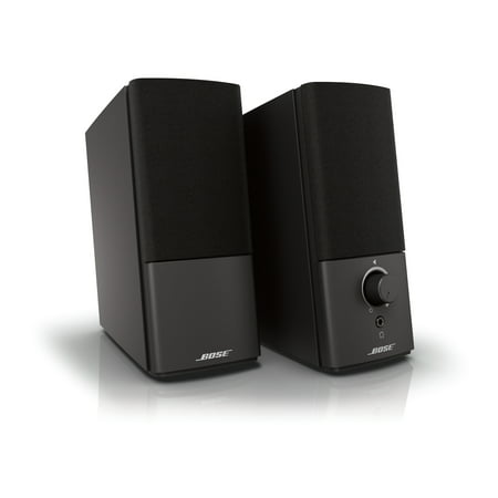 Bose Companion 2 Series III Multimedia Computer Speaker System ()