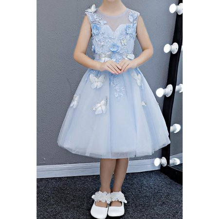 Kids Baby Girls Birthday parties Fancy Dress - Girls Dresses Fancy