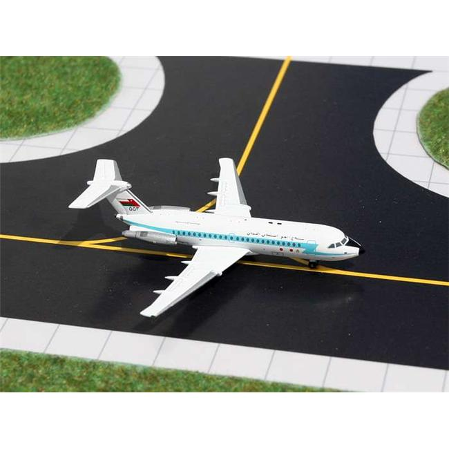 Gemini Select 1-400 GS029 Oman Air Force BAC111-400 1-400