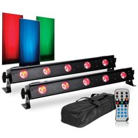 American DJ VBAR PAK Low-Profile LED Linear Fixture Kit