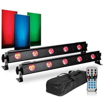 American DJ VBAR PAK Low-Profile LED Linear Fixture Kit