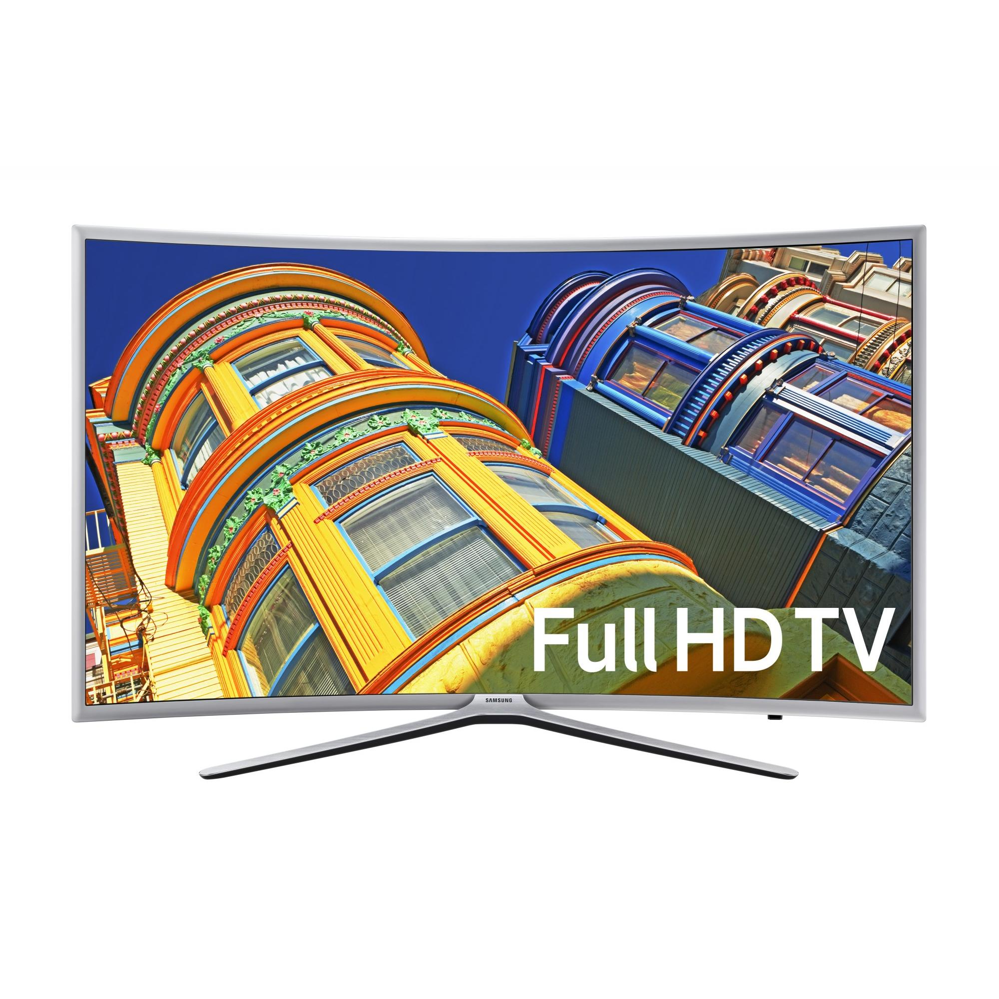 "SAMSUNG 55"" 6250 Series - Curved HD LED TV - 1080p,120MR (Model#:UN55K6250A)"