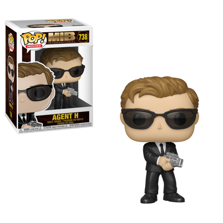 Funko POP! Movies: Men in Black - Agent H