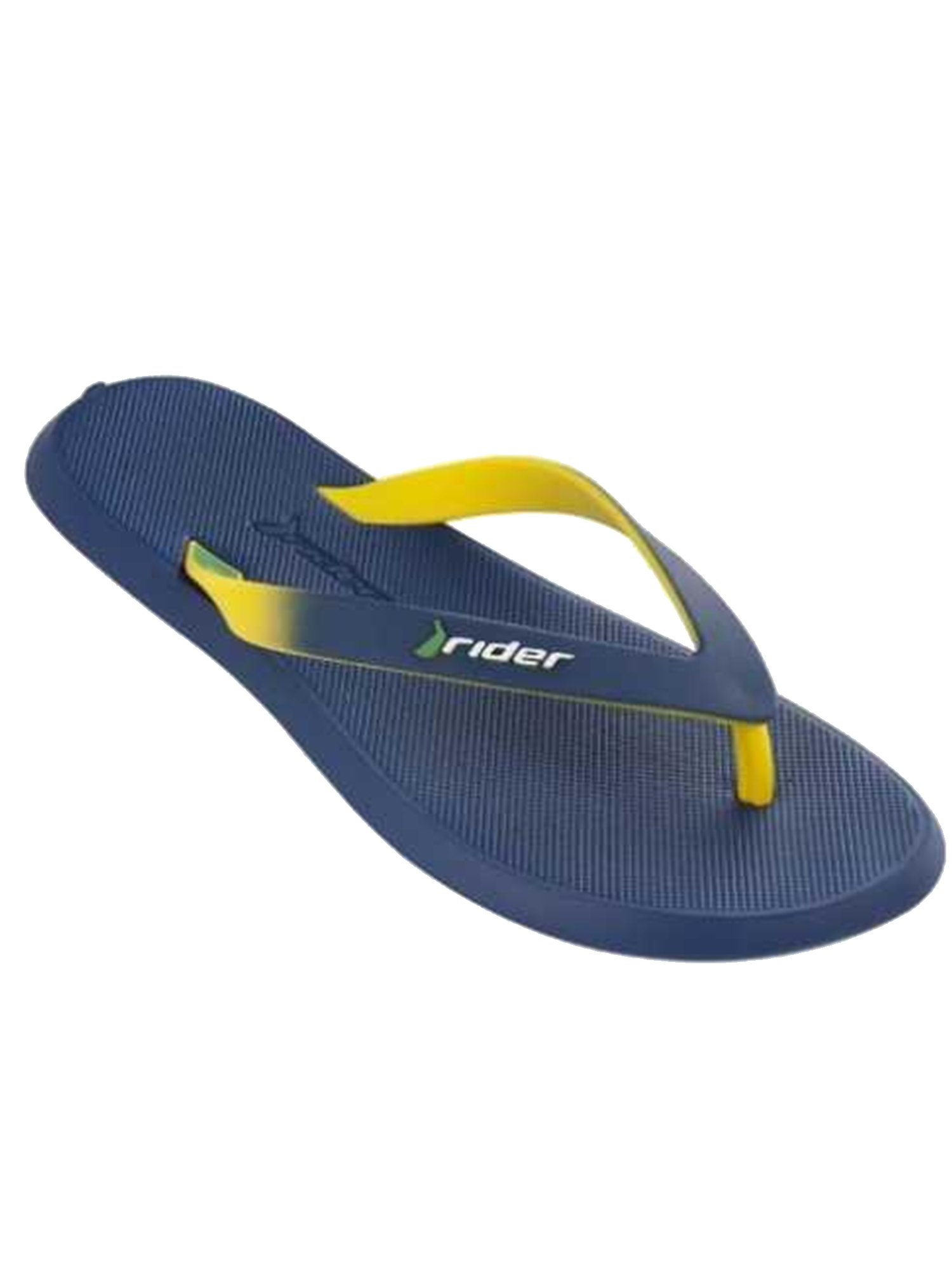 Rider Men's Brazil Thong Sandal (Blue;Size 10)