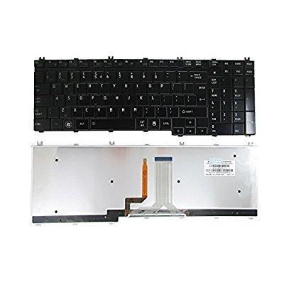 NEW GENUINE Toshiba Satellite L505-S5990 Keyboard BLACK OEM