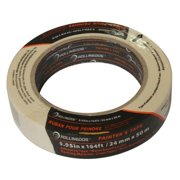 Rolling Dog R80023 Painters Masking Tape 24 mm. x 50m., Pack of 24