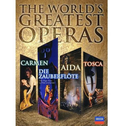 The World's Greatest Operas