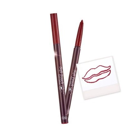 ETUDE HOUSE Soft Touch Auto Lip Liner #4 Real