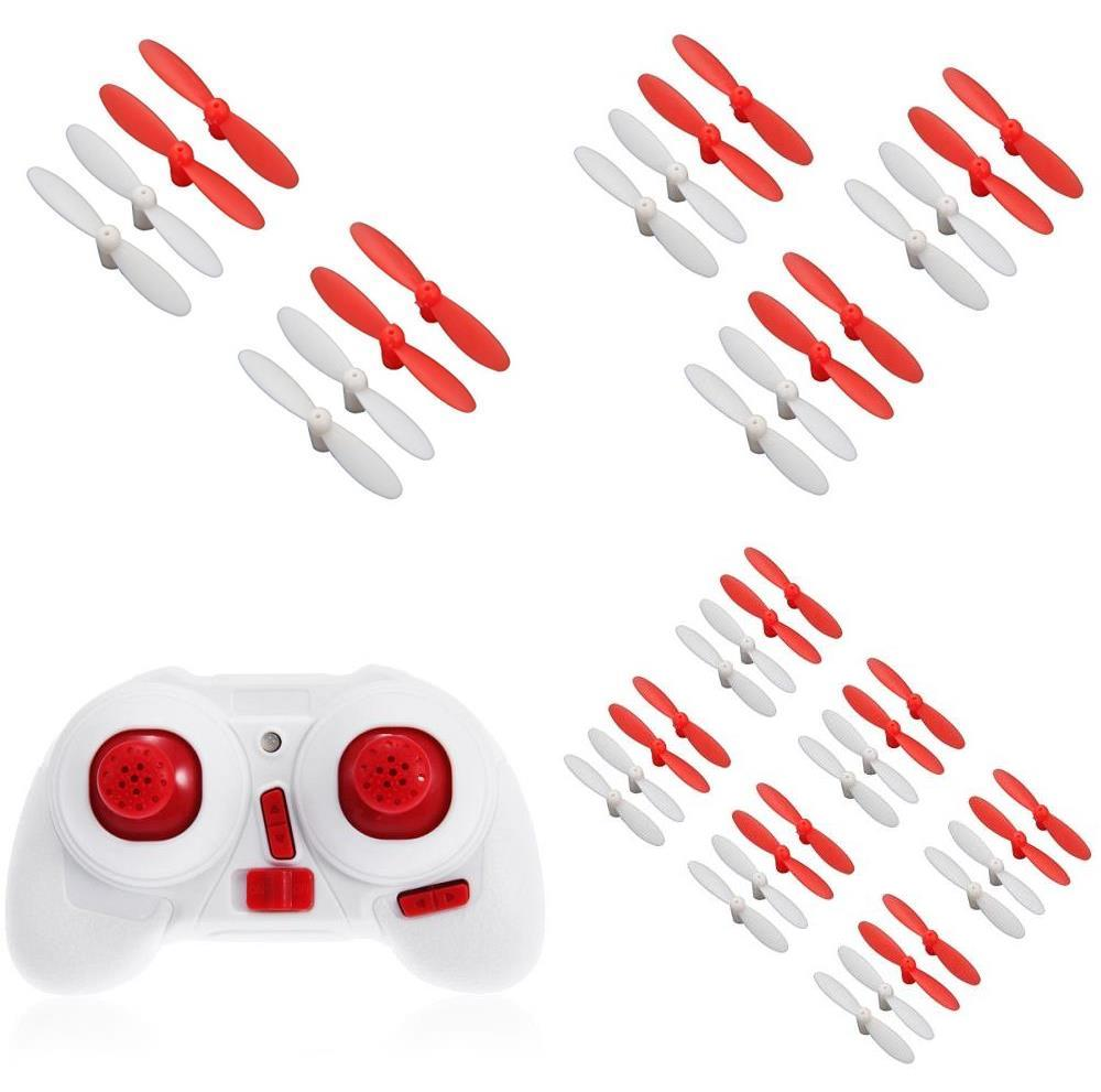 HobbyFlip RC Radio Remote Control Controller w/ Propellers 44pcs for Cheer X1