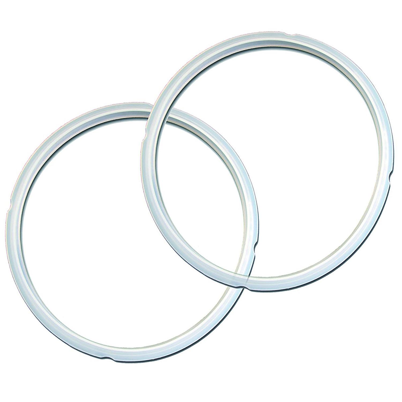 Sealing Ring 2-Pack Clear - Mini 3 Quart