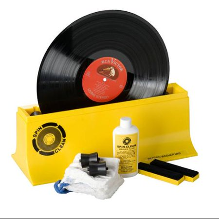 - Spin-Clean Record Washer MKII Standard Album Cleaning System