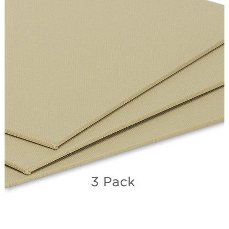 Paramount Pro-Tone Canvas Panel 3-Pack Dune -