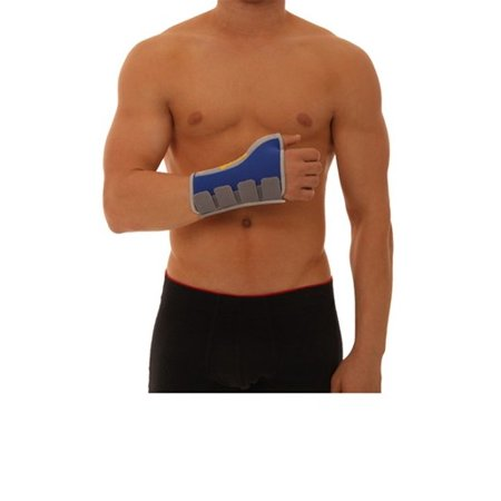 Uriel Thermo Neoprene Adjustable Wrist and Thumb Splint (S)