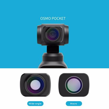 Wide-angle Macro Lens For DJI OSMO POCKET Handheld Camera HD (Personal Pocket Lens)
