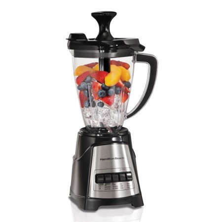 Hamilton Beach 48 oz. Jar Size 12 Function Blender with Shatter resistant Titan Jar | Model# 58158