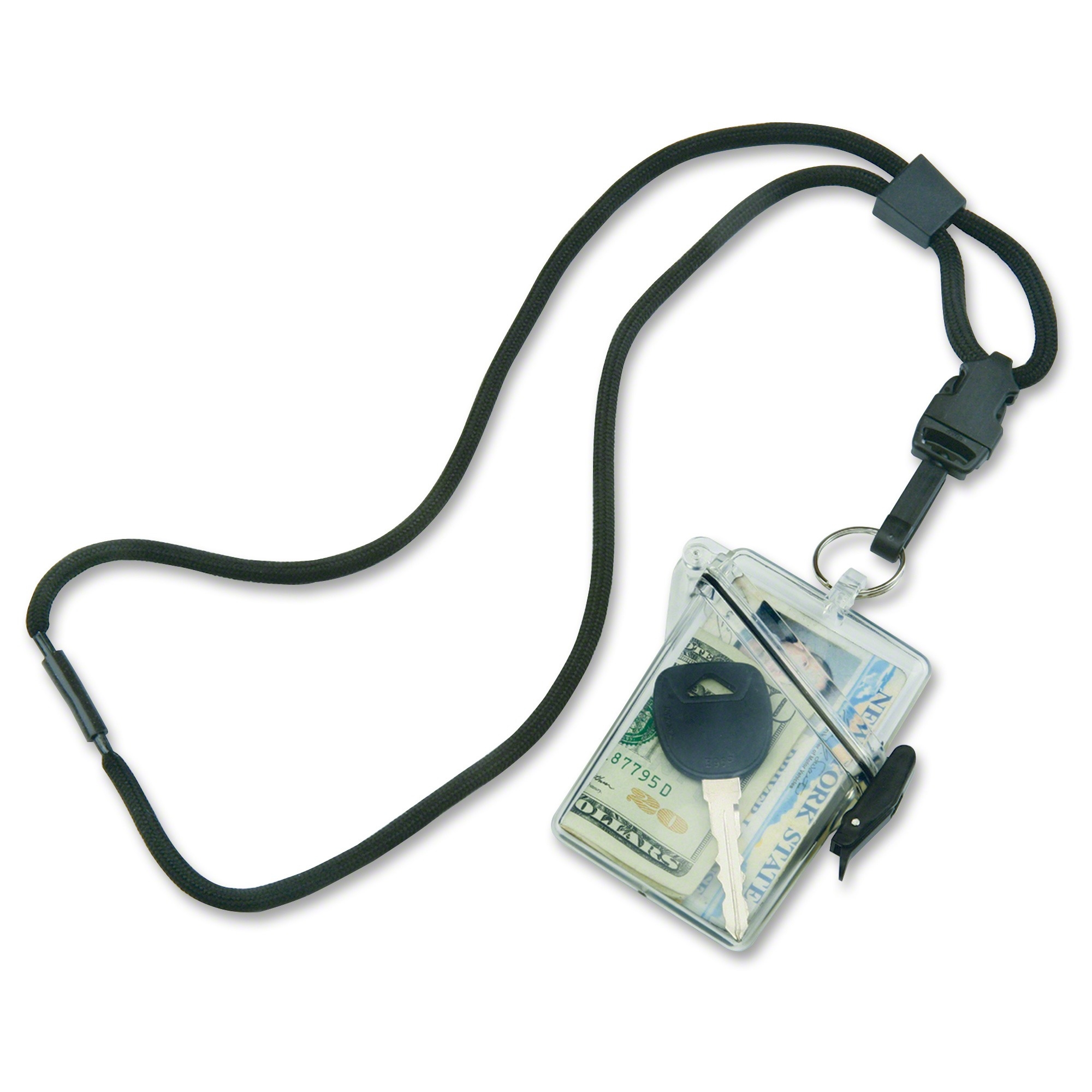 Neck Lanyard Water Proof Multi ID Holder