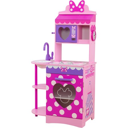KidKraft Disney Jr. Minnie Mouse Toddler Kitchen